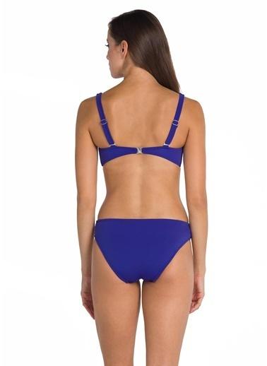 Dagi Toparlayıcı Bikini Takım Mor